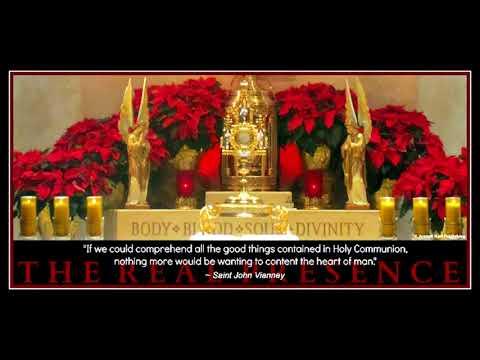 The Mere Presence of Jesus