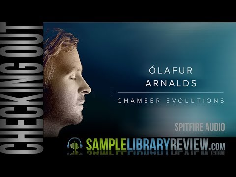 First Look: Ólafur Arnalds Chamber Evolutions by Spitfire