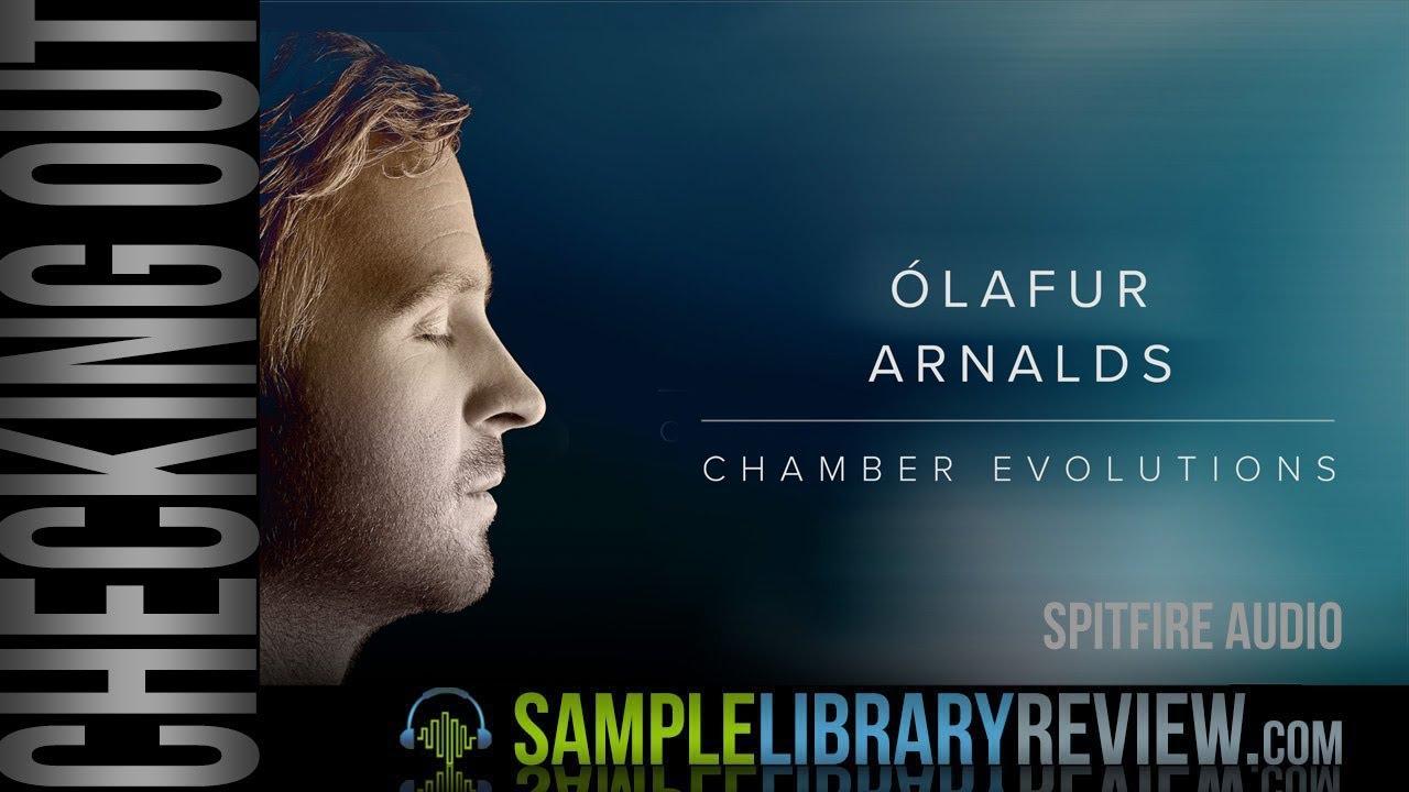 First Look: Ólafur Arnalds Chamber Evolutions by Spitfire Audio