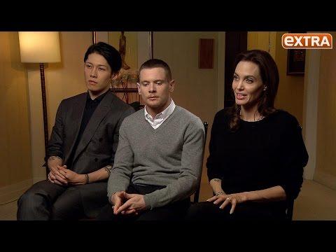 Angelina Jolie on 'Unbroken,' Her Career as a Director, and Her Wedding