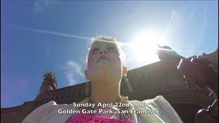 Improv Sunday in Golden Gate Park Tunnel | Tribal Baroque