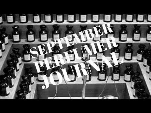 (Perfumer's Journal - 9/5/2017) Maximilian Must Know # 737