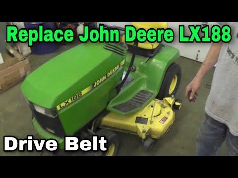 SOLVED: John Deere lx176 pto bolt  Please advise if metric