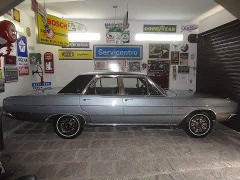 Dodge Dart 1970 - Restauração