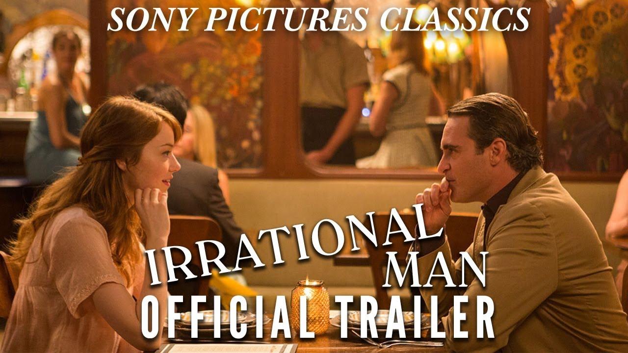 Irrational Man | Official Trailer HD (2015)