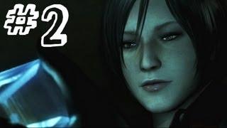 Resident Evil 6 Gameplay Walkthrough Part 2 - SINKING - Ada Wong Campaign Chapter 1 (RE6)