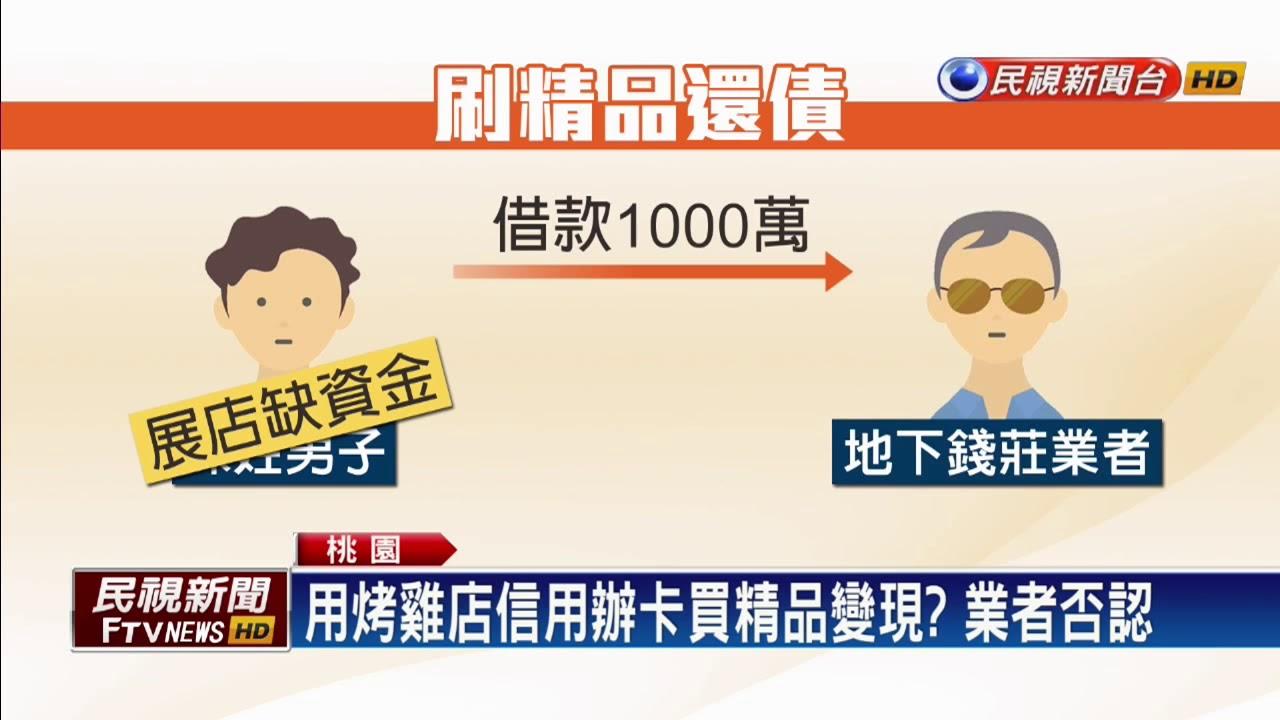 桃園烤雞名店陷詐欺風波 業者出面喊冤-民視新聞 - YouTube