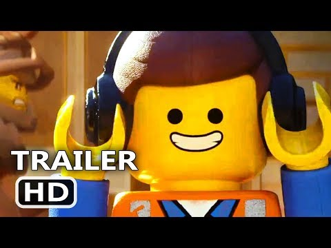 THE LEGO MOVIE 2 Official Trailer (2019) Animated Movie HD