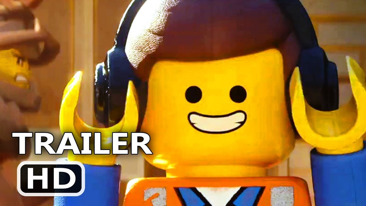Download THE LEGO MOVIE 2 Official Trailer (2019) Animated Movie HD