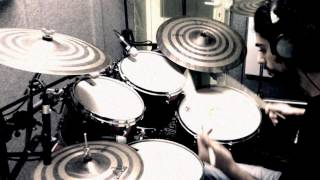 Bruno Mars - Grenade (drums and bass cover)