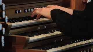 J. S. Bach - Toccata and Fugue in F Major BWV 540
