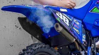 best sound yz125 pro circuit exhaust