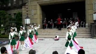 名古屋市消防音楽隊演奏