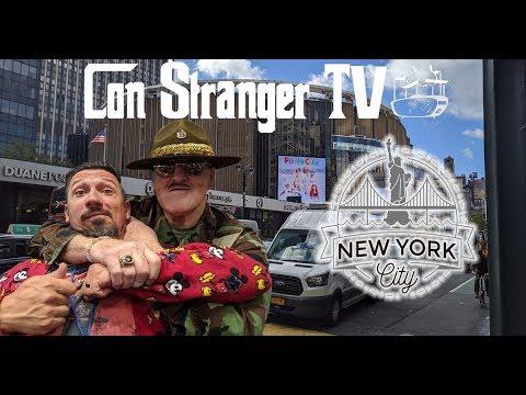 Con Stranger TV - Dan Takes NY
