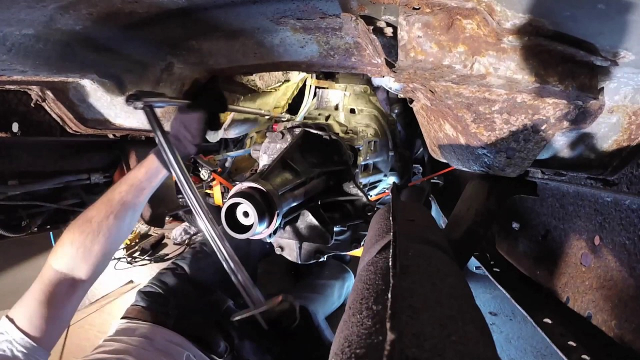 small resolution of manual transmission installation 1993 f150 m5od