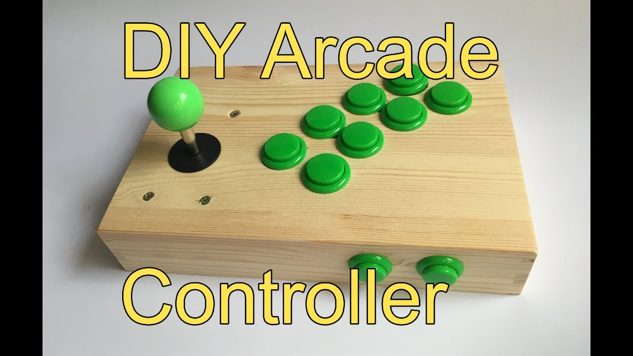 Mame Raspberry Pi To Arcade Controller Interface Arcadomania Shop Usb Diy Youtube 1280x720