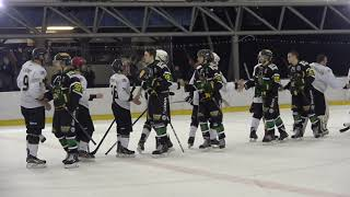 Puckers Luxembourg - Knights Beaufort  8 - 3      21.02.2019