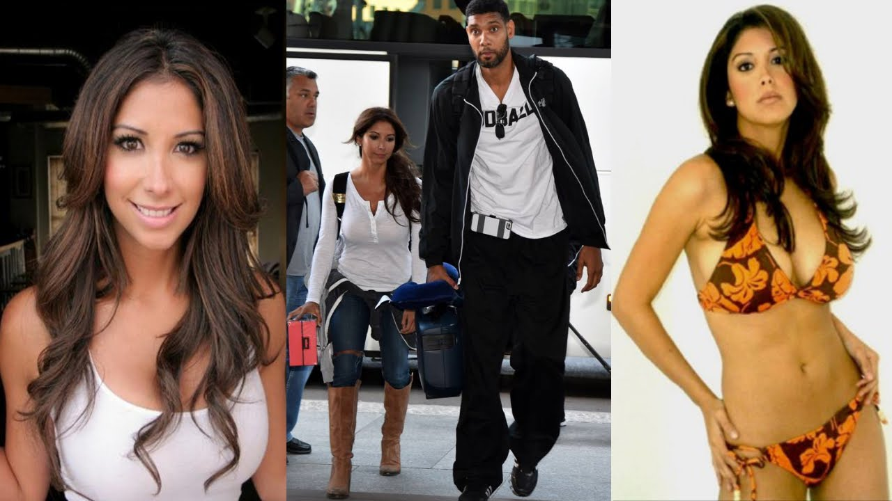 Who is tim duncan dating now 7