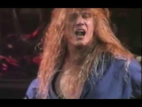 Steelheart - Live in Osaka, JPN (1990) (HD/60fps)