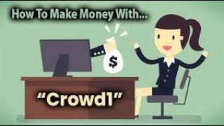 Crowd1 - THE EASIEST EXTRA PASSIVE RESIDUAL INCOME!