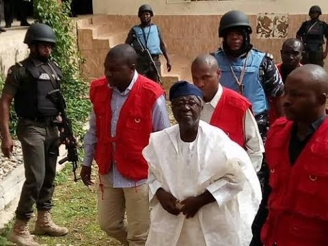 Jang, Former Plateau Governor, Remanded In Prison For 'Misappropriating N6.3bn'