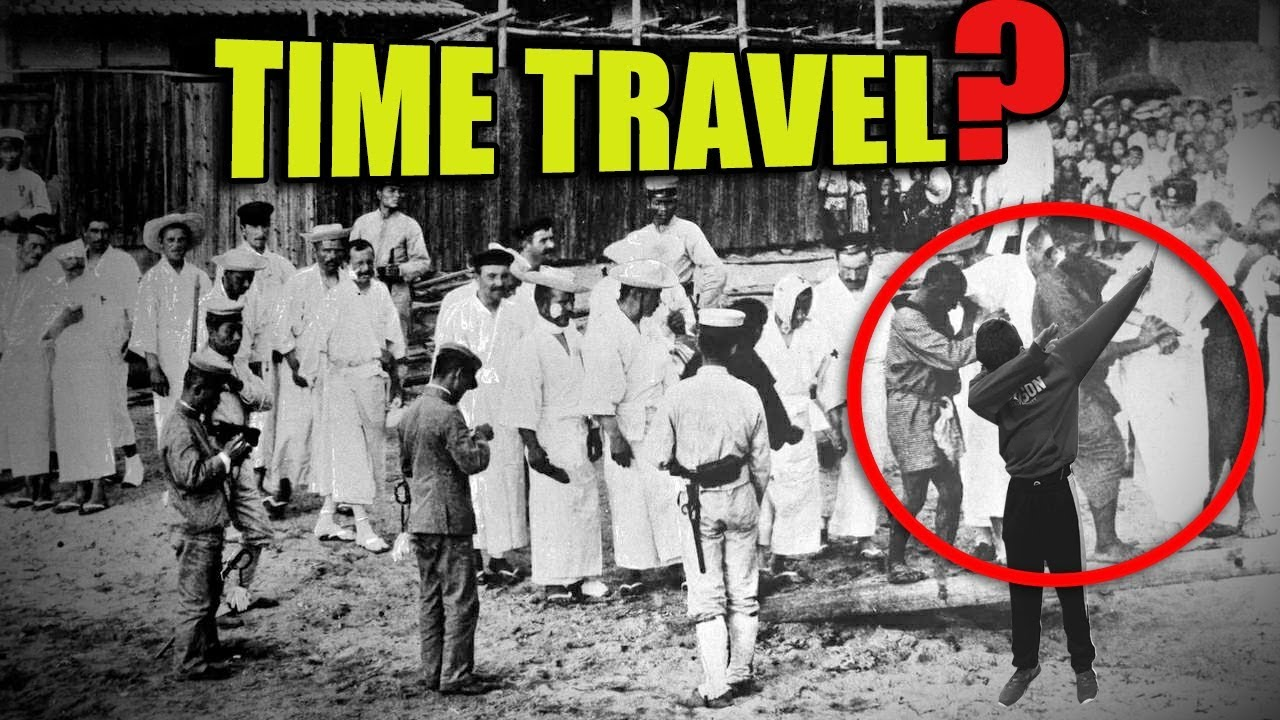 Pictures That Prove Time Travel Is Real