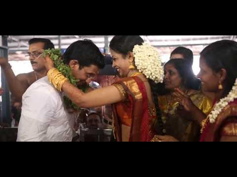 Wedding Cinematography Of Pradeep + Renu At Guruvayoor Temple, Kerala
