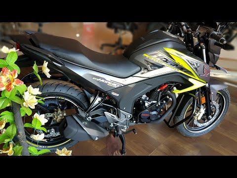 2018 Honda CB Hornet 160R | Dual Disc | Facelift | Price | Mileage | Walkaround | Specs | Features