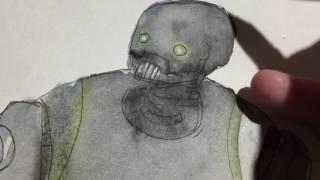 K2SO sketch [timelapse]