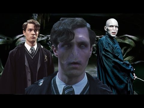How The Horcruxes Changed Tom Riddle's Appearance
