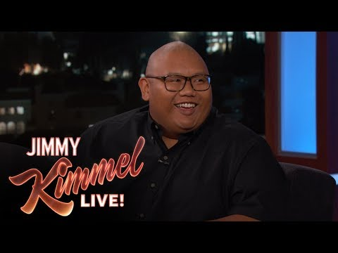 Jimmy Kimmel & Jacob Batalon Surprise FaceTime with Tom Holland