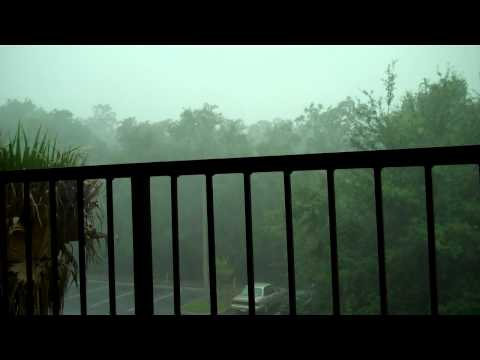 Florida July Thunderstorm