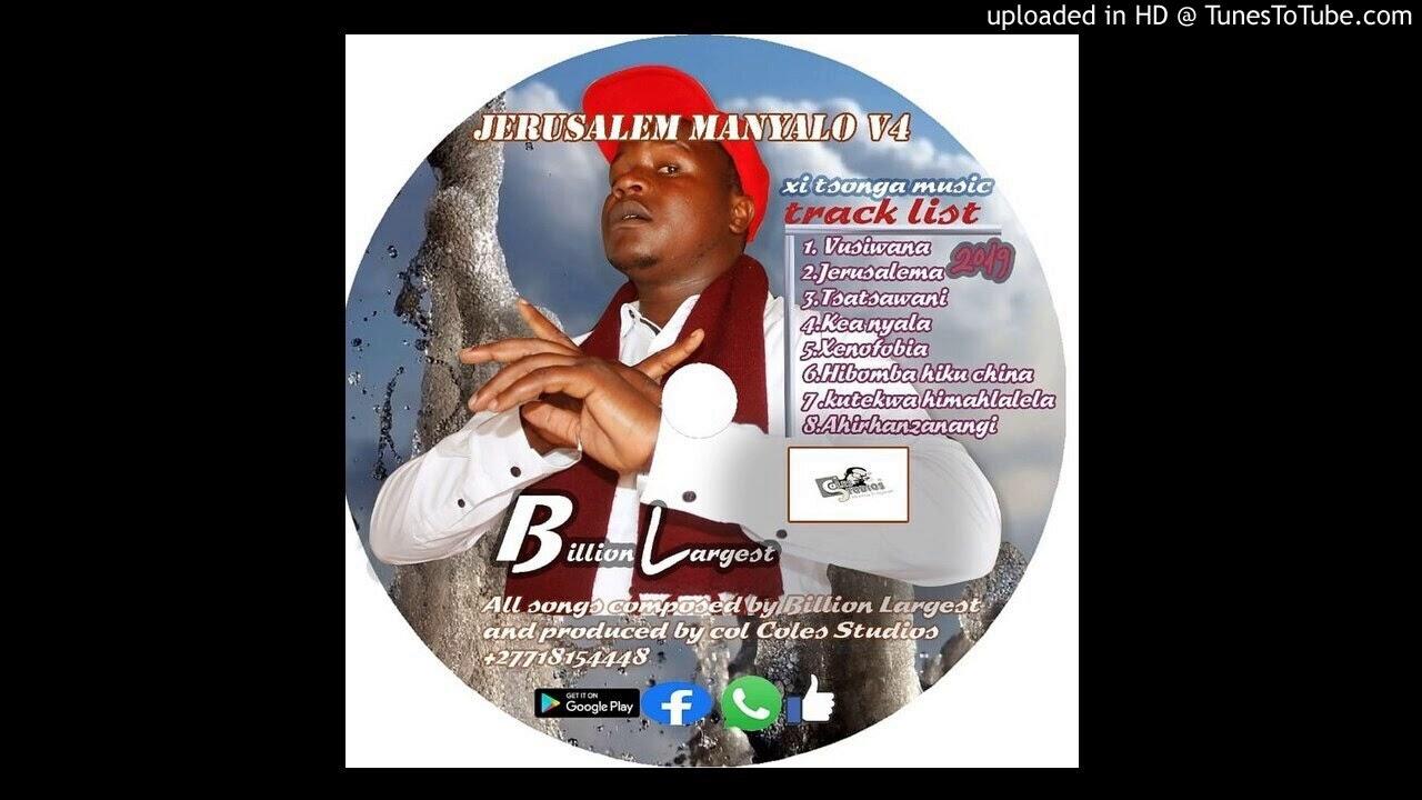 DOWNLOAD: Master KG Ft. Nomcebo – Jerusalem MP3 • illuminaija