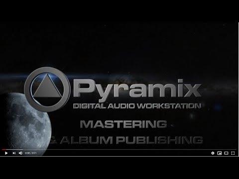 Pyramix Tutorial 4 - Mastering & Album Publishing