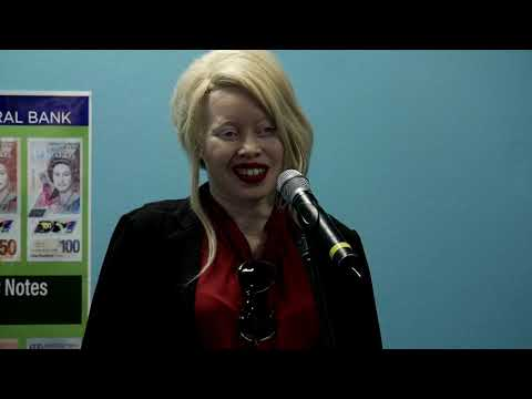 Remarks by Sherry Hamlet, Research Centre for the Blind, Grenada