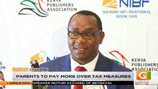 Cost of Textbooks to go up #CitizenWeekend