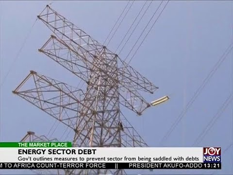 Energy Sector Debt - The Market Place on Joy News (31-10-17)