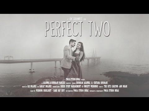 """Perfect Two"" Shubham & Chetana | Wedding Highlight { The Ritz Carlton Abu Dhabi, Grand Canal }"
