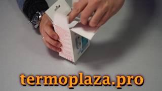 Терморегулятор Terneo RZ (Тернео). Распаковка и обзор