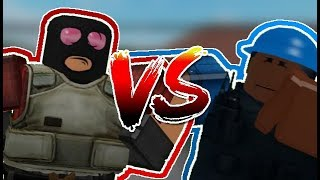 The E.G.G. Roblox Arsenal Tournament RZK202 VS Poalras