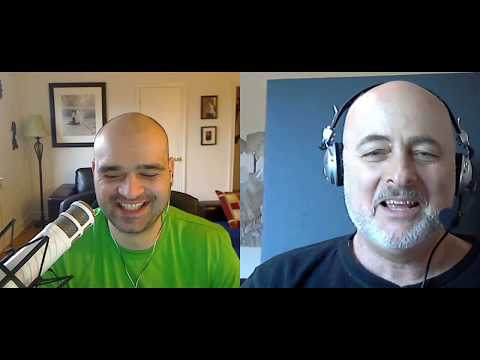 David Brin on Singularity 1 on 1: What's Important Is Not Me. And It's Not You. It's Us!
