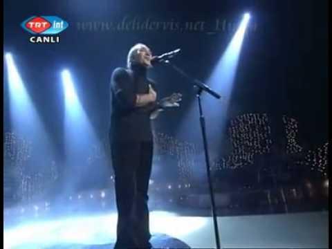 Edip Akbayram Sen Benden Gittin Gideli (TRT Canlı)