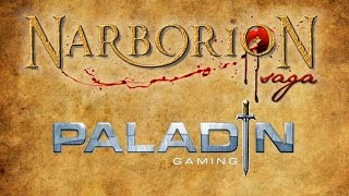 Paladin Reviews: Narborion Saga | Classic RPG Style with a Twist