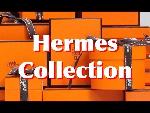 MY ENTIRE HERMÈS COLLECTION - BIRKIN BAG, SCARVES, FASHION ACCESSORIES & MORE!