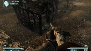 Video de Fallout 3 explorando el Osario / exploring the Ossuary