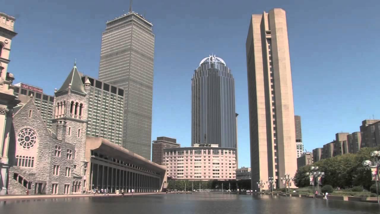 Boston - Massachusetts - Stati Uniti d'America - YouTube