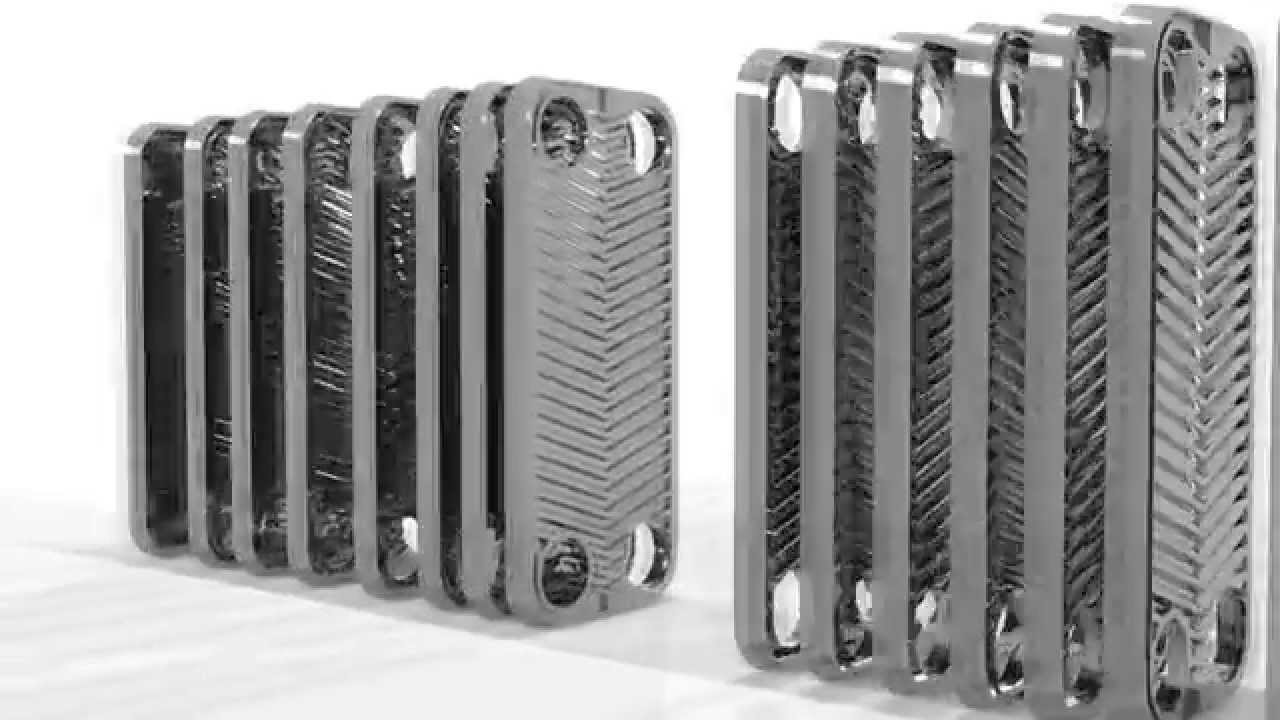 SWEP: What is a Brazed Plate Heat Exchanger (BPHE)
