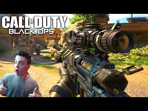 BLACK OPS 3 LIVE SNIPING GAMEPLAY!!