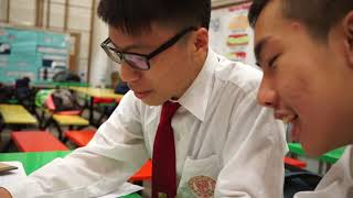 Publication Date: 2017-11-15 | Video Title: 迦密愛禮信中學—校園生活點滴字幕版