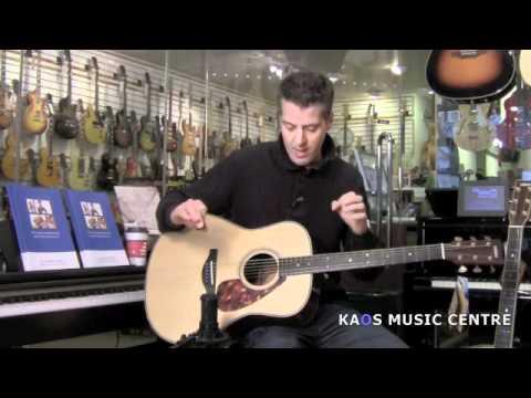 Gear Review Yamaha Ll 36 Series Acoustics